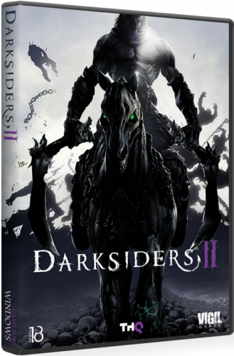 Darksiders II системные требо