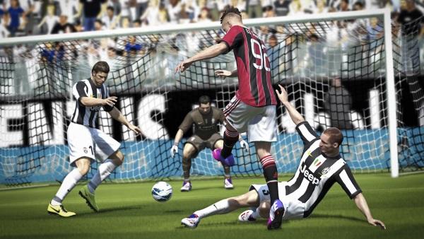 FIFA 14 обзор симулятора