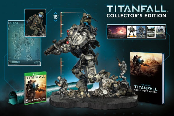 Titanfall collection