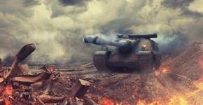 World of Tanks - как правильно играть на ПТ САУ
