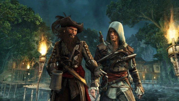 Assassin's Creed IV Black Flag DLC