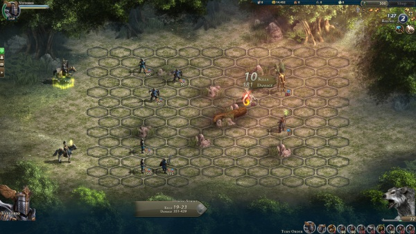Might & Magic Heroes Online скриншоты
