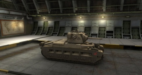 Matilda - лучший танк 4-го уровня