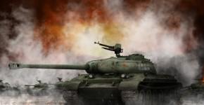112 Китайский тяжелый танк