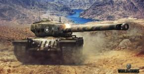 T-34 - Американский премиумный тяжелый танк 8 уровня
