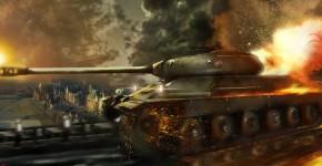 Обзор премиум танка ИС-6