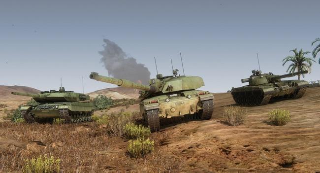 Armored Warfare танковая РПГ
