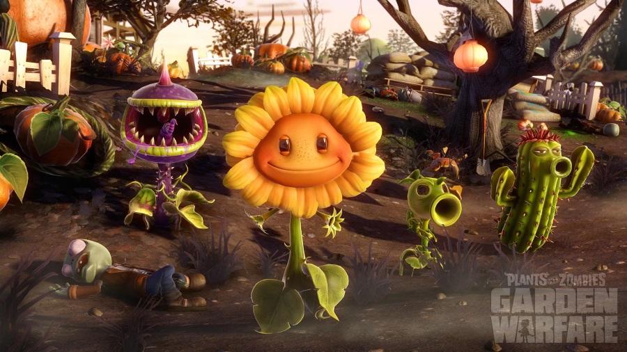 Секретные достижения в игре Plants vs Zombies