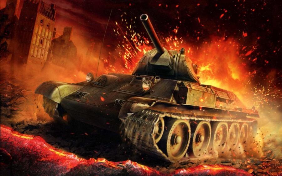 Фильм Wargaming Т-34