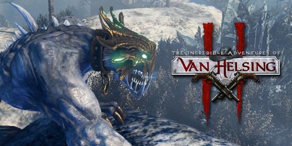 Adventures of Van Helsing часть 2