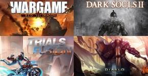 Релизы игр - апрель 2014