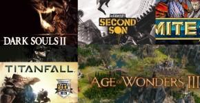 Релизы игр — март 2014