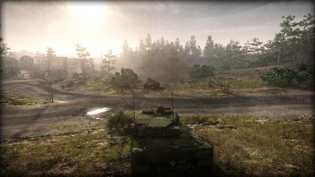 Armored Warfare новая онлайн игра про танки