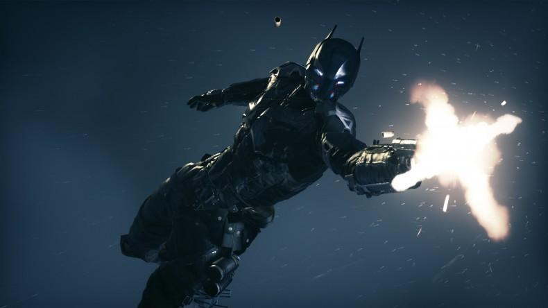 Batman: Arkham Knight выход в 2015 году