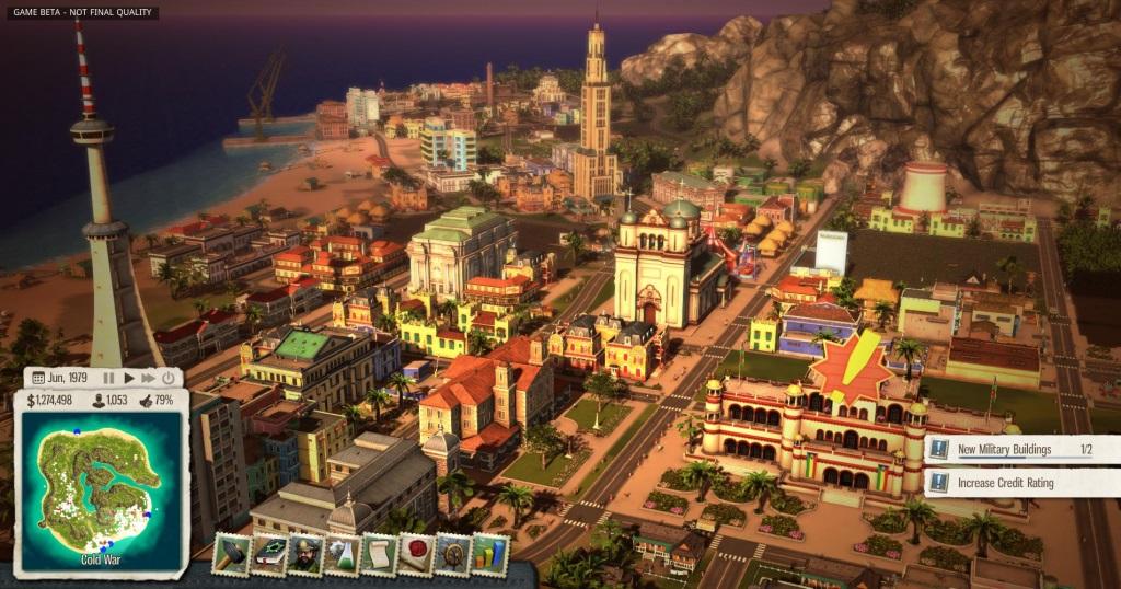 Tropico 5 - дата выхода