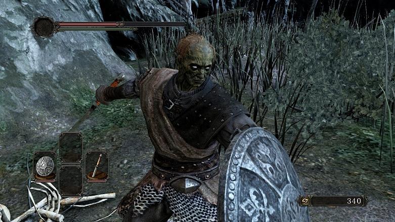 Оружие в Dark Souls 2