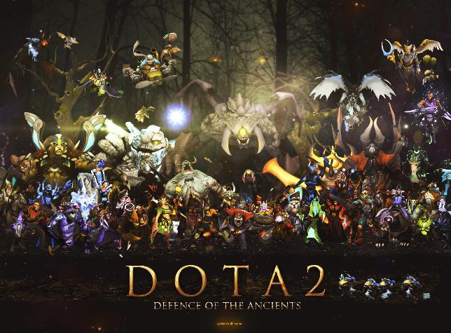 Что такое Dota 2