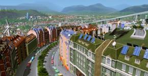 Новый апдейт Cities: Skylines v1.1