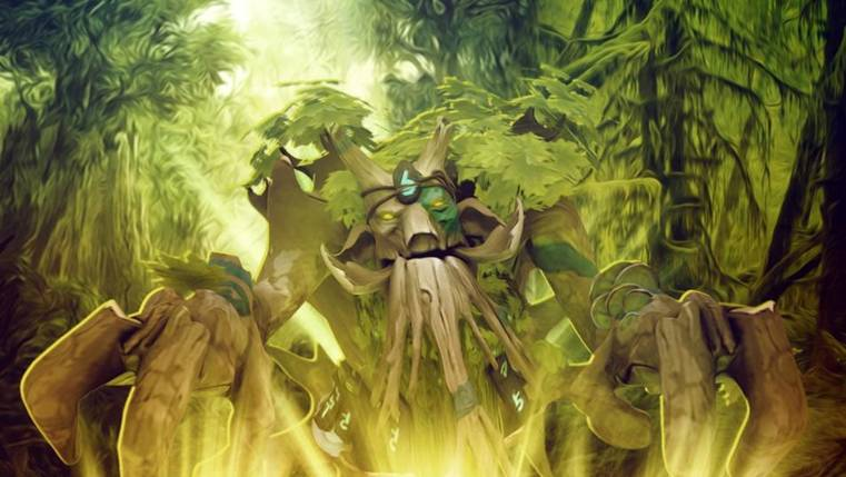 Воинственная флора Treant Protector - 2