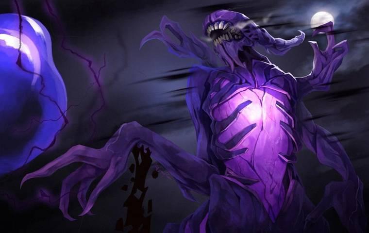 Dota 2: Кошмар наяву Bane - 1