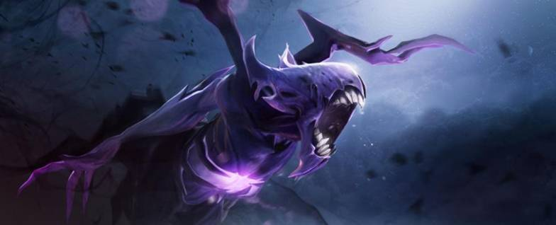 Dota 2: Кошмар наяву Bane - 2