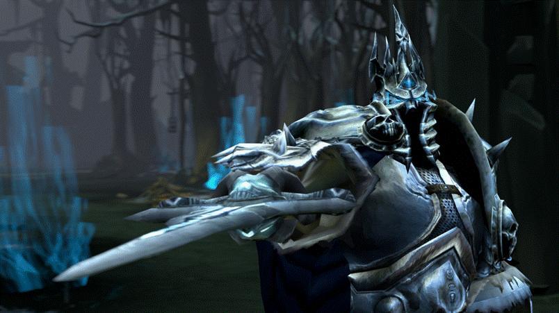 Dota 2: Мрачный всадник Abadon - 2