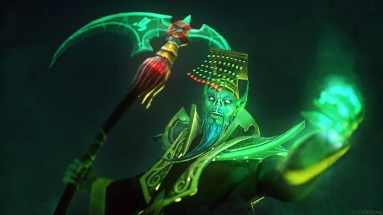 Dota 2: Чумной монах Necrophos - 2