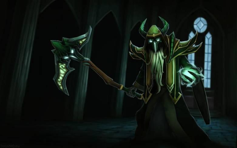 Dota 2: Чумной монах Necrophos - 3