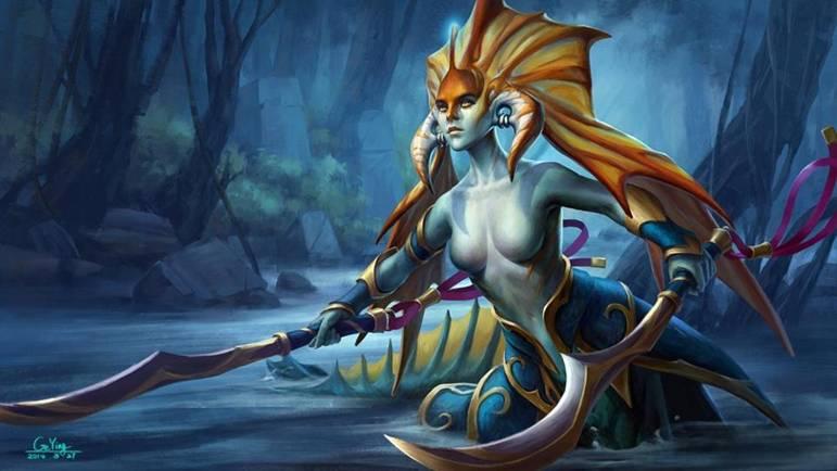 Naga Siren 1