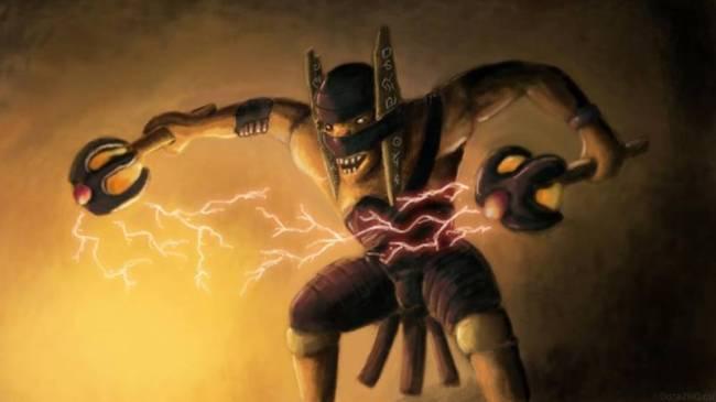 Dota 2: Shadow Shaman 2