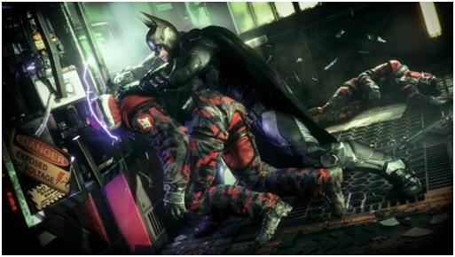 Batman: Arkham Knight на PC