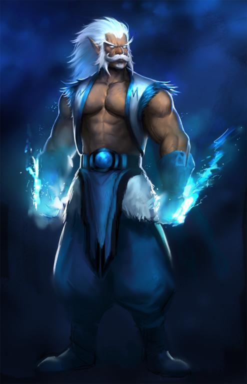 Гайд по герою Зевс в игре Dota 2 - 1