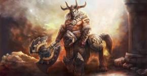 Гайд Dota 2: Кентавр или Centaur Warrunner