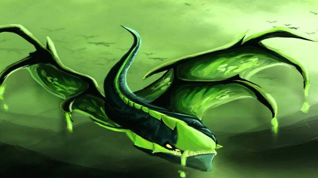 Гайд Dota 2: Ядовитая зверушка Viper (Вайпер) 1