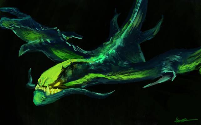 Гайд Dota 2: Ядовитая зверушка Viper (Вайпер) 2