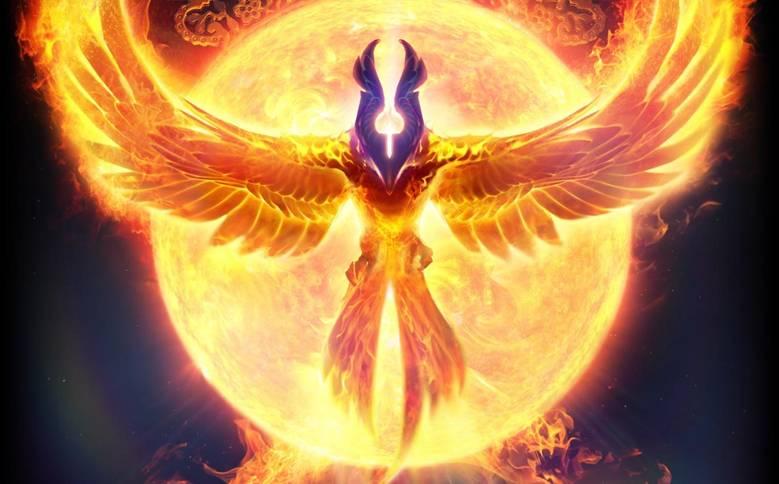 Dota 2: Огненная птица Phoenix