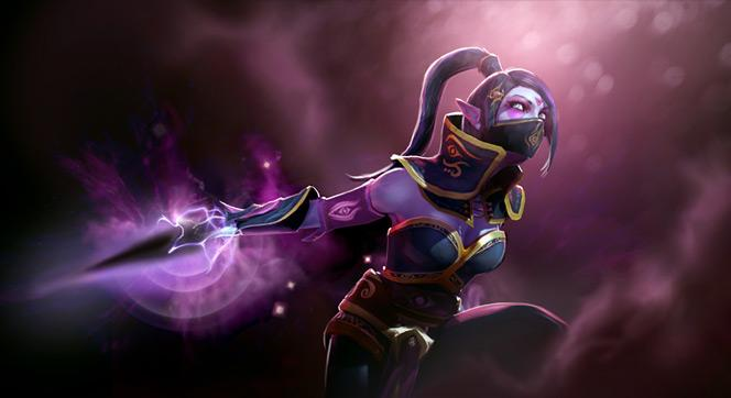 Templar Assassin (Темпларка, Ланая)