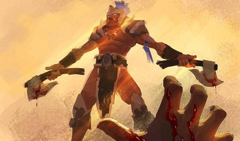 Troll Warlord (Тролль) - 2