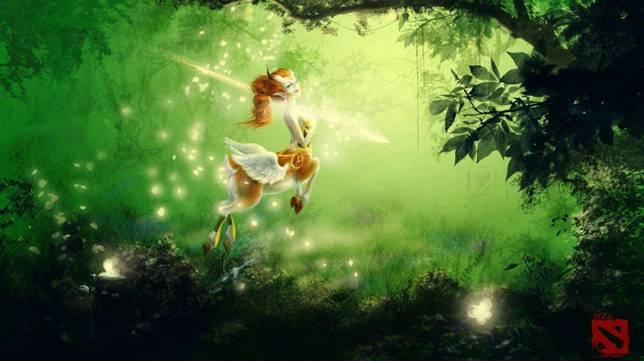 Dota 2: Enchantress или Лесная Коза. Гайд - 3