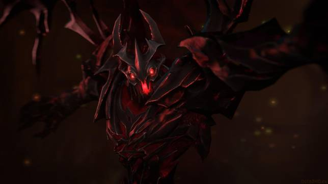 Aghanim's Scepter на Shadow Fiend в Дота 2