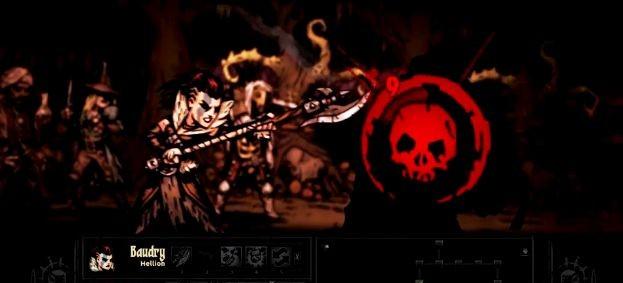 Игровой процесс (геймплей) Darkest Dungeon