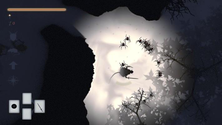 Игровой процесс (геймплей) DarkMaus