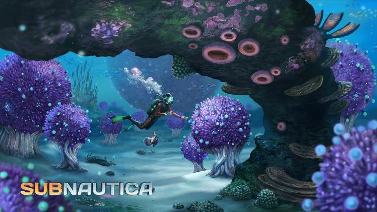 Игровой процесс (геймплей) Subnautica - 2