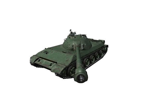 Лучший тяжелый танк десятого уровня: 113 - 1