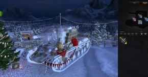 Новогоднее наступление в World of Tanks - 2