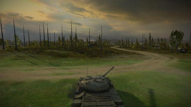 Виснет графика в world of tanks
