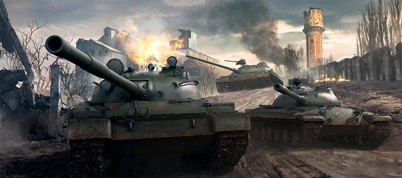 Какая советская СТ10 лучше? Т-62А, об. 140, об 430