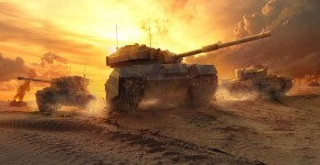 World of Tanks: как правильно стрелять?