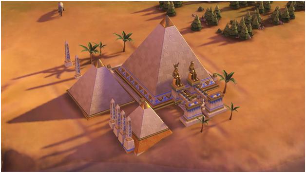 Цивилизация 6: Чудеса света
