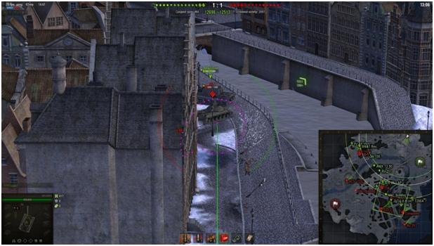 World of Tanks: как научиться играть на арте? - 2